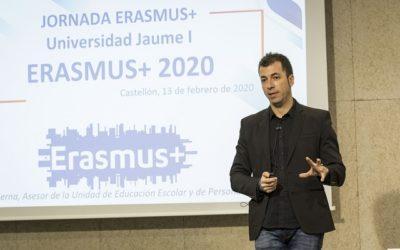 La Jornada Erasmus+ UJI incide en la internacionalización y la financiación europea