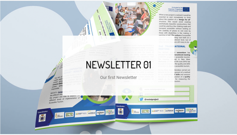 The European RESTAT project publishesthe results obtained in its newsletter