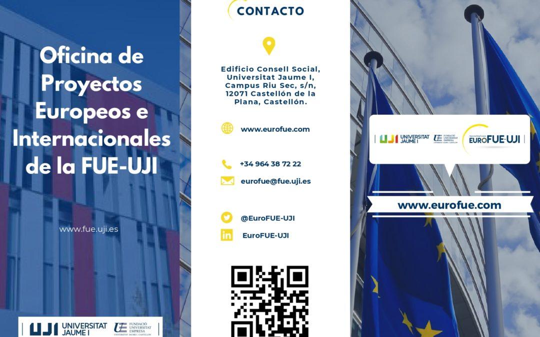 La EuroFUE-UJI renueva sus servicios internacionales