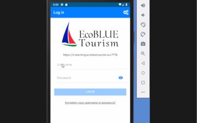 El proyecto Erasmus+ Ecoblue Tourism celebra online su segunda reunión transnacional
