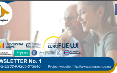 El proyecto Erasmus+ CIA Project publica su primer boletín informativo