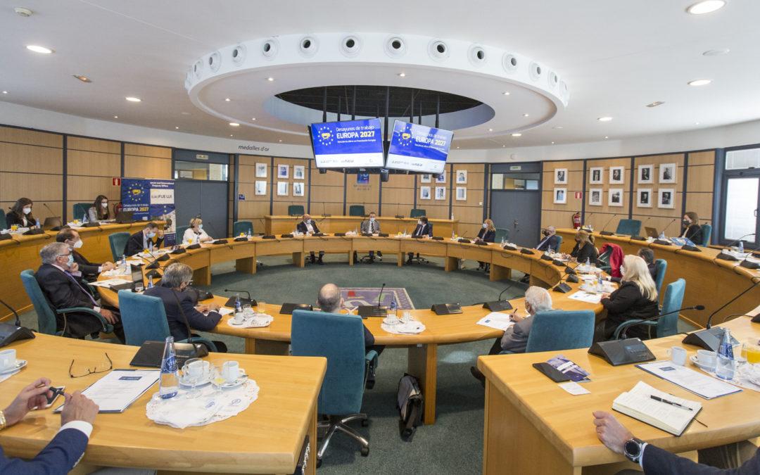 El programa europeo Innovation Fund, a debate en los Desayunos de Trabajo Europa 2027