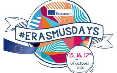 La EuroFUE-UJI participa en los European Erasmus Days con los proyectos CIA y Ecoblue Tourism
