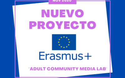EL NUEVO ERASMUS+ DE LA FUE-UJI ADULT COMMUNITY MEDIA LAB SOBRE LA ERA DIGITAL Y SOCIAL MEDIA