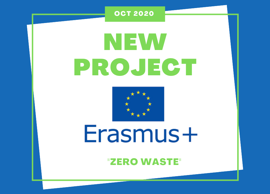 ZERO WASTE ON SUSTAINABILITY AND CIRCULAR ECONOMY IS THE NEW PROJECT ERASMUS+ OF FUE-UJI