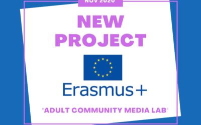 THE NEW ERAMUS+ OF THE FUE-UJI ADULT COMMUNITY MEDIA LAB ON THE DIGITAL AND SOCIAL MEDIA ERA