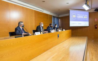 La FUE-UJI informa sobre los Fondos Europeos 2021-2027