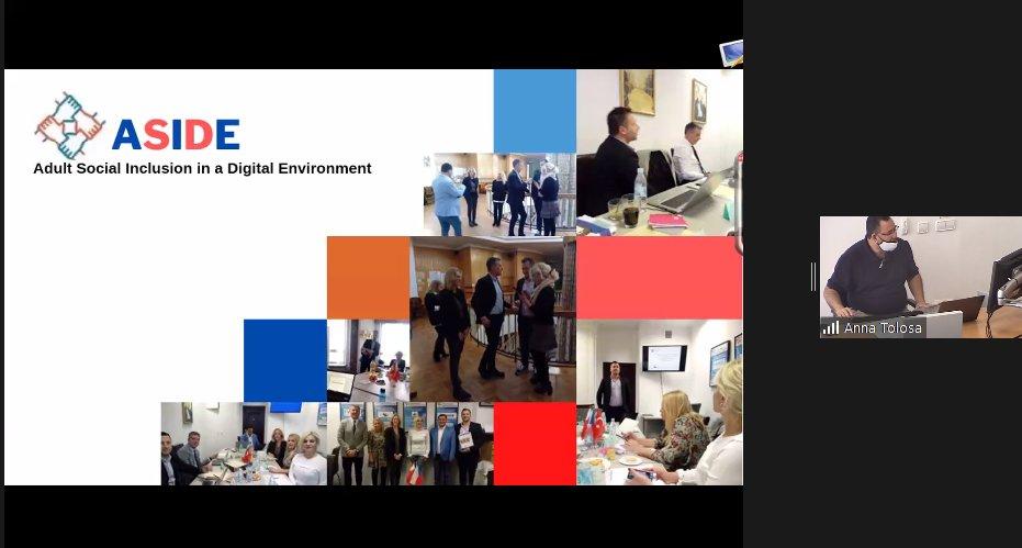 El proyecto Erasmus+ ASIDE presenta sus resultados en el Workshop Internacional