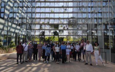 La FUE-UJI acoge una semana de formación para jóvenes y seniors del proyecto Erasmus+ CIA Project