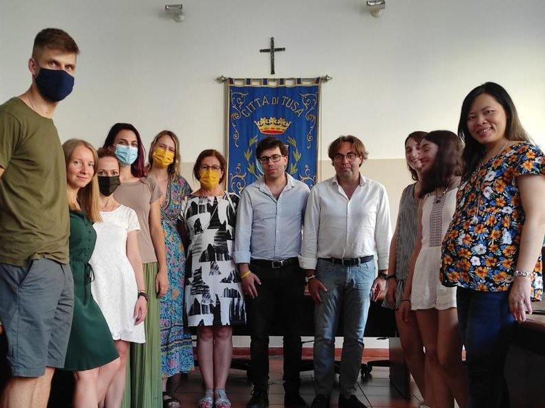 EL PROYECTO INTERCAT SOBRE TURISMO ACCESIBLE Y SOSTENIBLE SE REÚNE EN ITALIA