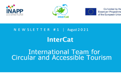 THE INTERCAT ERASMUS+ PROJECT PUBLISHES ITS 1ST NEWSLETTER
