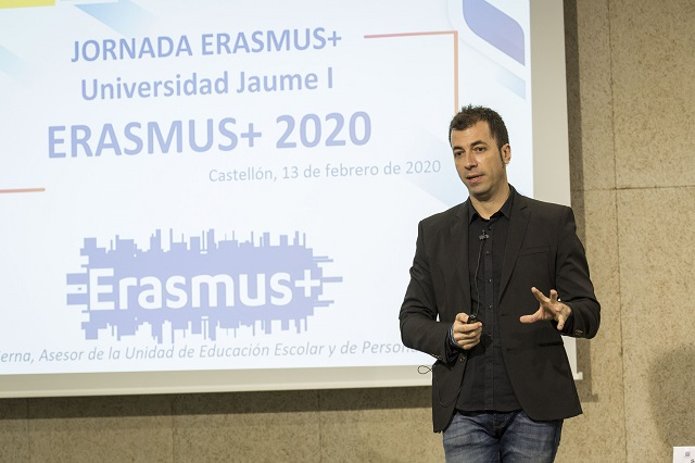 The Erasmus+ UJI Conference emphasizes internationalization and European funding