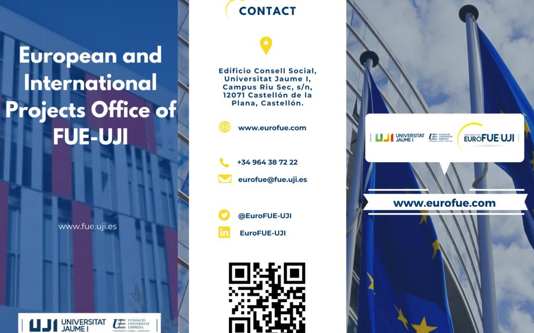EuroFUE-UJI renews its international services