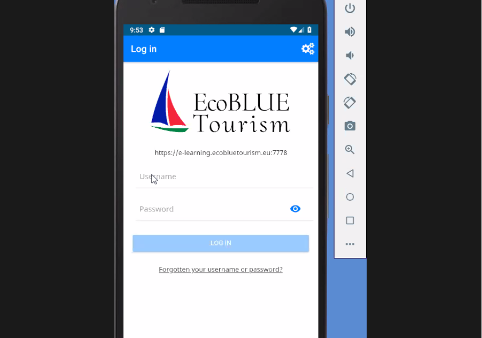 THE ERASMUS+ ECOBLUE TOURISM PROJECT HOLDS ITS SECOND TRANSNATIONAL MEETING ONLINE