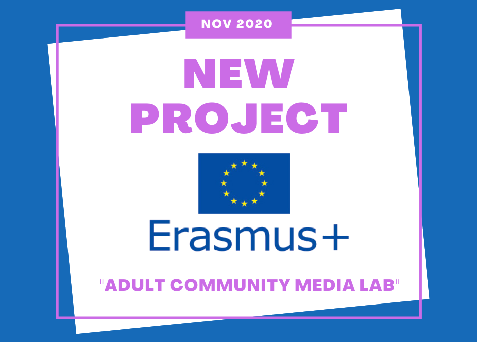 THE NEW ERAMUS+ OF THE FUE-UJI ADULT COMMUNITY MEDIA LAB ON THE DIGITAL AND SOCIAL MEDIA ERA