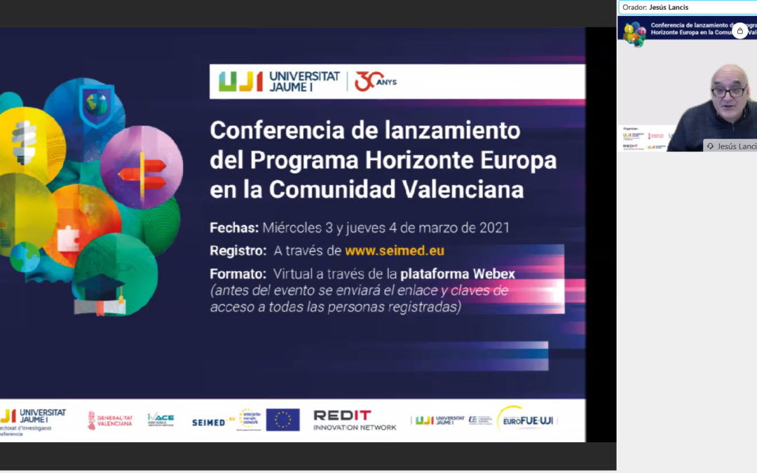 HORIZON EUROPE LAUNCH CONFERENCE CONCLUDES WITH HIGH PARTICIPATION