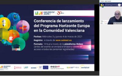 Finaliza con gran participación la Conferencia de Lanzamiento del Programa Horizonte Europa