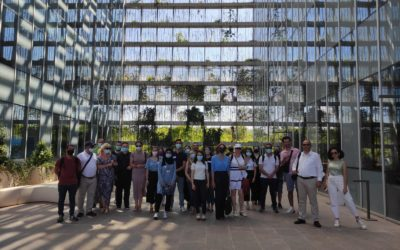 FUE-UJI HOSTS A TRAINING WEEK FOR YOUNG PEOPLE AND SENIORS OF THE ERASMUS+ CIA PROJECT