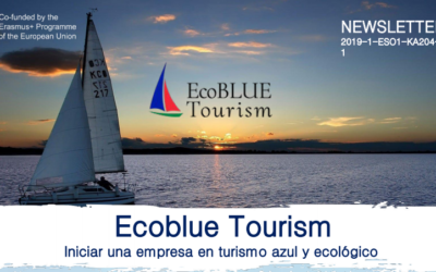 PROYECTO ERASMUS+ ECOBLUE TOURISM: CUARTO BOLETÍN INFORMATIVO